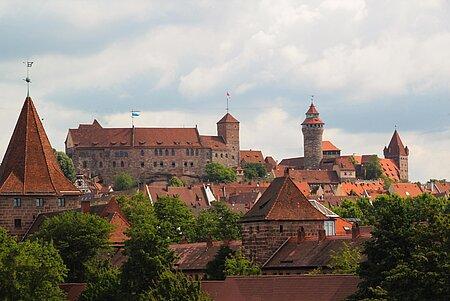 Nürnberg Kaiserburg, Hotels, Hotels Garin und Ferienwohnungen in Nürnberg