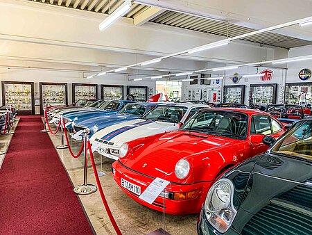 Deutsches Fahrzeugmuseum Fichtelberg