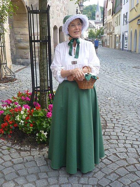 Kulmbacher Anekdoten mit Gerda