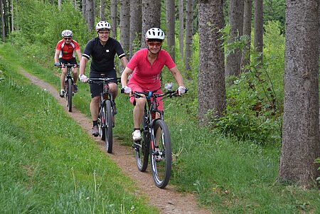 Mountainbiking im Oberallgäu
