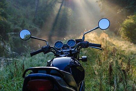 Motorrad-Touren im Fichtelgebirge