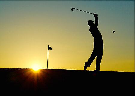 Golfplätze im Oberallgäu