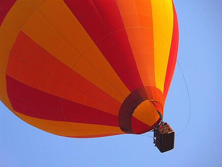 Ballonfahren am Chiemsee und im Chiemgau