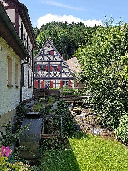 Buttenheim Frankendorf Muehle