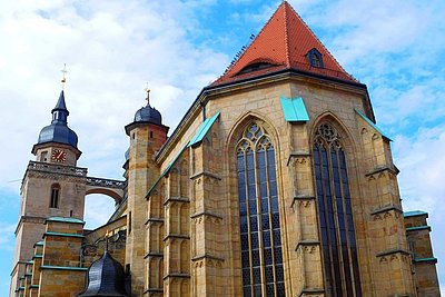 Stadtkirche in Bayreuth