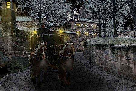 Kutschfahrten und Planwagenfahrten in Augsburg