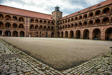 Hohenzollernmuseum in Kulmbach