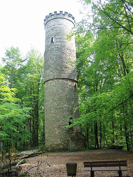 Rehturm in Kulmbach