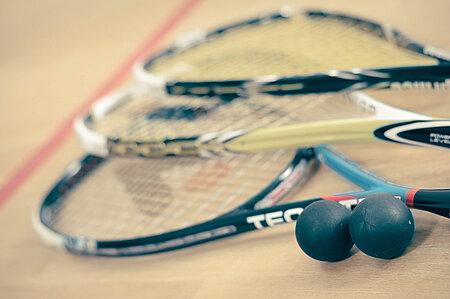 Squash im Fichtelgebirge