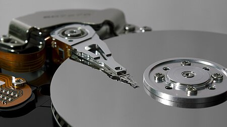 PC macht komische Geräusche: Festplatte defekt?