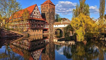 Nürnberg entdecken - was gibt es Sehenswertes in der fränkischen Großstadt?