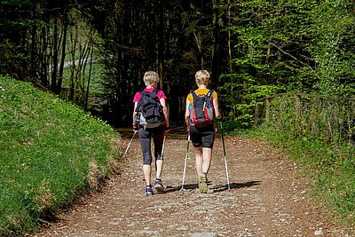 Nordic Walking in Hof