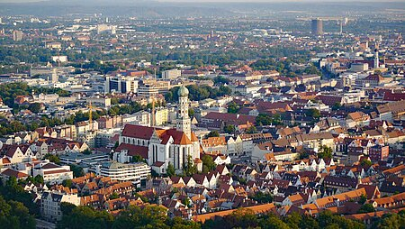 Augsburgs Stadtgeschichte - Stadtführung