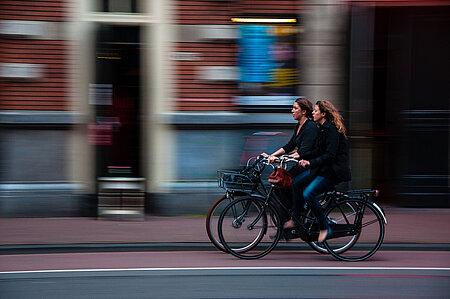 Radfahren in Nürnberg