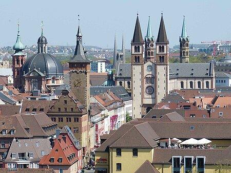 Stadtportrait Würzburg