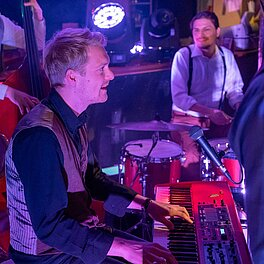 Jazz November 2019 - The Huggee Swing Band