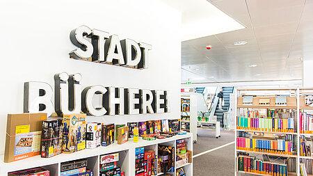 Stadtbibliothek Nürnberg Verlängerung