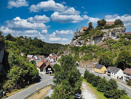 Luftkurort Pottenstein in der Fränkischen Schweiz