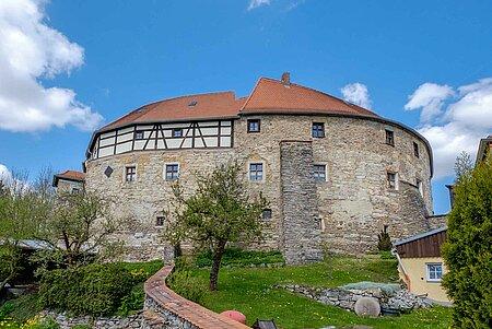 Schloss in Waldershof im Fichtelgebirge