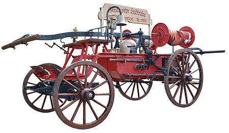 Feuerwehrmuseum in Bayreuth