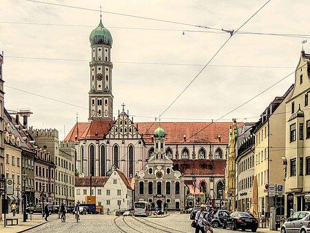 Basilika St. Ulrich und Afra