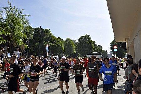 Marathon laufen im Ostallgäu