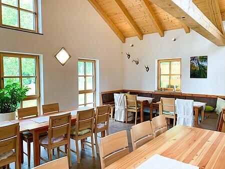 Bauernhofcafé Petzold Gaststube