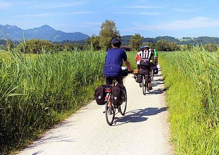 Freizeit & Sport am Chiemsee und im Chiemgau