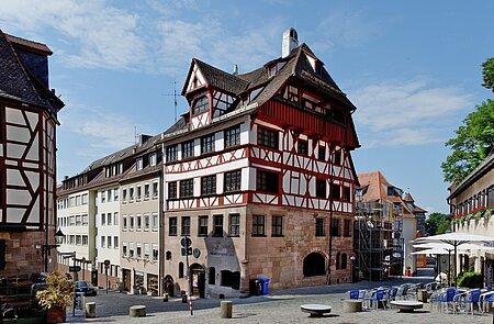 Albrecht Dürers Wohnhaus