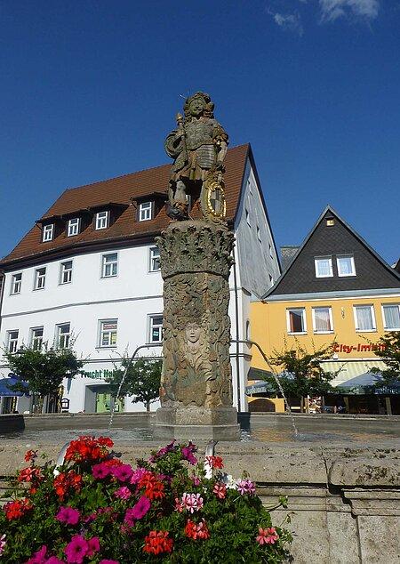Zinsfelder Brunnen in Kulmbach