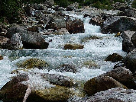 Flusserlebnis Wiesent Fränkische Schweiz