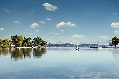 Waging am See in der Region Chiemsee