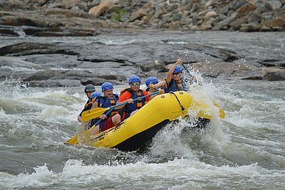 Rafting in Kulmbach