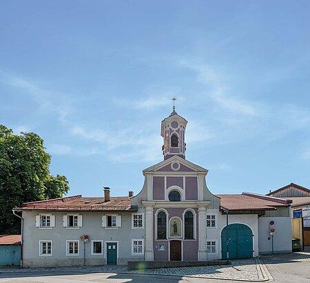 Kirchen in Rosenheim