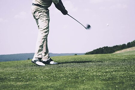 Golf im Fichtelgebirge