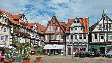 Markplatz in Celle