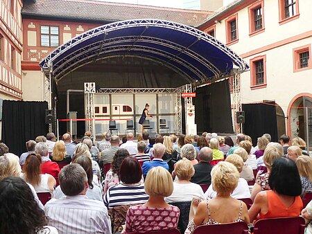 Fränkischer Theatersommer - Landesbühne Oberfranken
