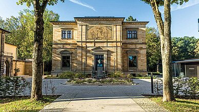 Haus Wahnfried des Richard-Wagner-Museums Bayreuth