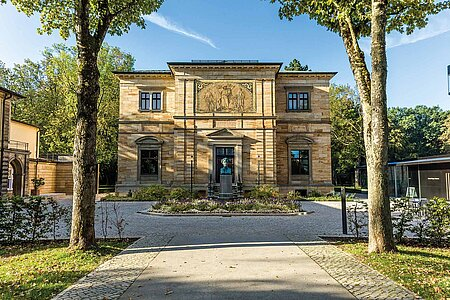 Richard-Wagner-Museum Bayreuth - Haus Wahnfried