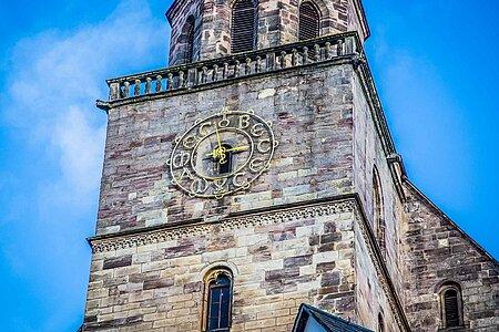Nikolai Kirche in Kulmbach