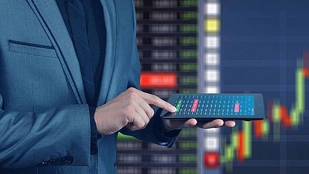 Trading lernen mit Andre Witzel