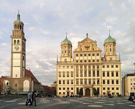 Brecht in Augsburg | Themenführung