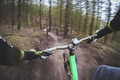 Mountainbiking im Fichtelgebirge