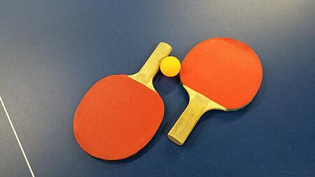 Tischtennis am Chiemsee und im Chiemgau