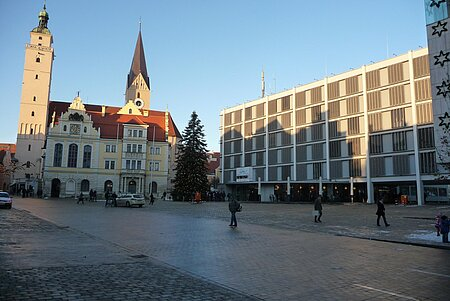 Kirchen in Ingolstadt