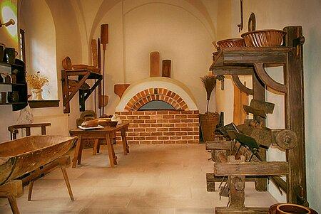 Bayerisches Bäckereimuseum in Kulmbach