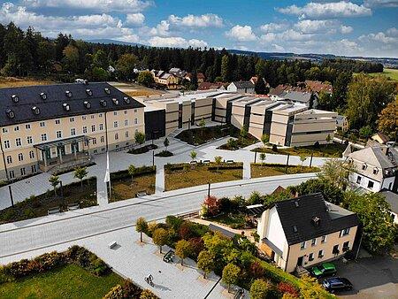 Willkommen im oberfränkischen Heilbad Bad Alexandersbad