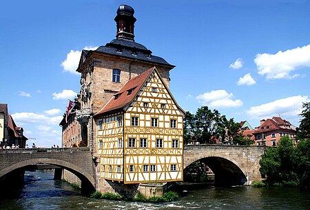 Historische Bauwerke in Bamberg