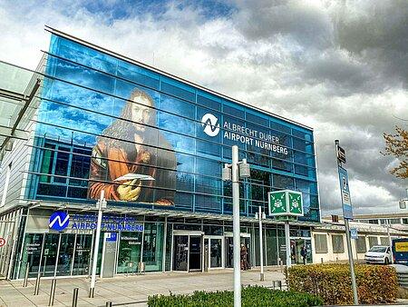 Albrecht-Dürer-Airport in Nürnberg