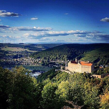 Plassenburg in Kulmbach